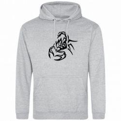 Толстовка скорпион 2 - FatLine