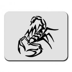 Килимок для миші 2 скорпіон - FatLine