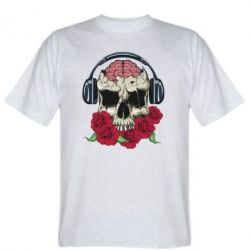 ������� �������� Skull and roses