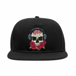 ������� Skull and roses - FatLine