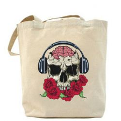 ����� Skull and roses