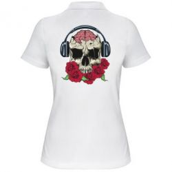 ������� �������� ���� Skull and roses - FatLine