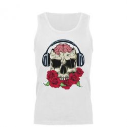 ������� ����� Skull and roses