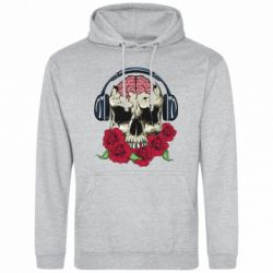 ������� ��������� Skull and roses - FatLine