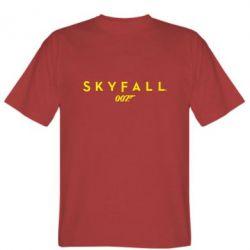 Мужская футболка Skyfall 007 - FatLine