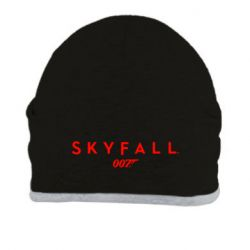 Шапка Skyfall 007 - FatLine