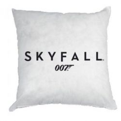 Подушка Skyfall 007 - FatLine