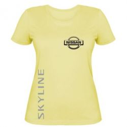 ������� �������� Skyline Logo (Nissan) - FatLine