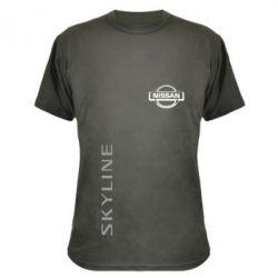 ����������� �������� Skyline Logo (Nissan) - FatLine