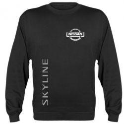 Реглан Skyline Logo (Nissan) - FatLine