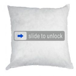 Подушка Slide to unlock - FatLine