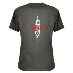 Камуфляжная футболка Slipknot Music - FatLine