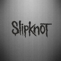 Наклейка Slipknot - FatLine