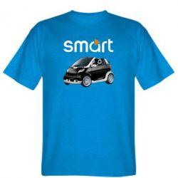 Мужская футболка Smart 450 - FatLine