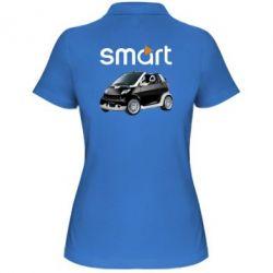 Женская футболка поло Smart 450
