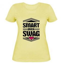 Женская Smart Over Swag - FatLine
