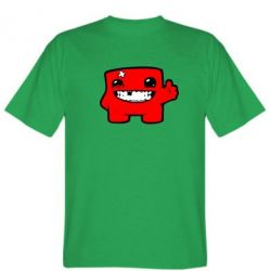Мужская футболка Smile! - FatLine