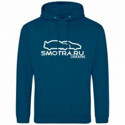 Мужская толстовка Smotra UA - FatLine
