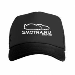 Кепка-тракер Smotra UA