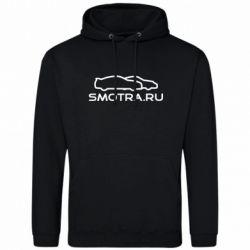 Толстовка Smotra.ru - FatLine