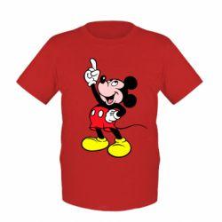 Детская футболка Смотри вверх - FatLine