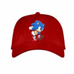 Детская кепка Sonic 3d - FatLine