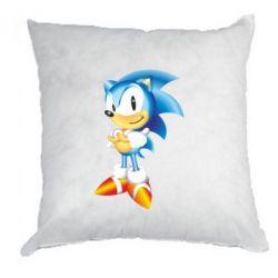 Подушка Sonic - FatLine