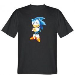 Мужская футболка Sonic - FatLine