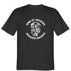 Мужская футболка Sons of Anarchy - FatLine