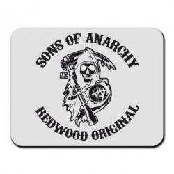 Коврик для мыши Sons of Anarchy - FatLine