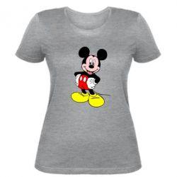 Женская футболка Сool Mickey Mouse