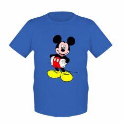 Детская футболка Сool Mickey Mouse - FatLine