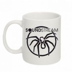 Кружка 320ml SoundStream
