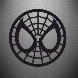 Наклейка Спайдермен лого - FatLine