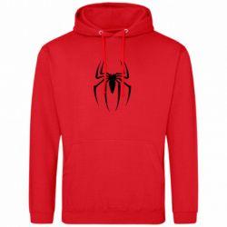 Мужская толстовка Spider Man Logo - FatLine