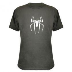 Камуфляжная футболка Spider Man Logo - FatLine
