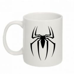 Кружка 320ml Spider Man Logo - FatLine