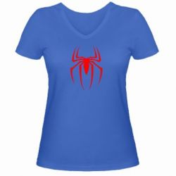 ������� �������� � V-�������� ������� Spider Man Logo - FatLine