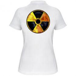 Женская футболка поло Stalker Danger
