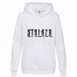 Женская толстовка Stalker Logotype