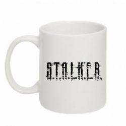 Кружка 320ml Stalker Logotype