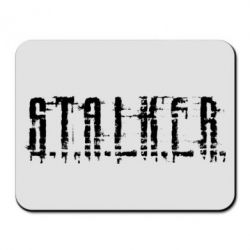 Коврик для мыши Stalker Logotype