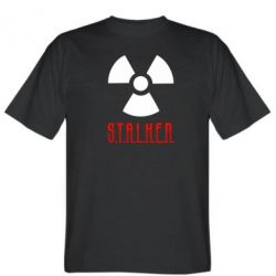 Мужская футболка Stalker - FatLine