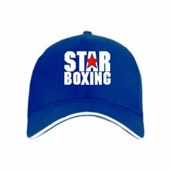 кепка Star Boxing
