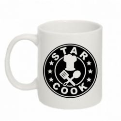 Кружка 320ml Star Cook - FatLine