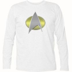 �������� � ������� ������� Star Trek Gold Logo