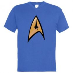������� ��������  � V-�������� ������� Star Trek Logo