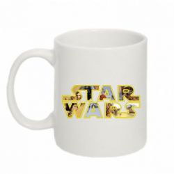 Кружка 320ml Star Wars 3D - FatLine
