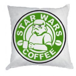 Подушка Star Wars Coffee - FatLine
