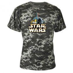 Камуфляжная футболка Star Wars Lego - FatLine